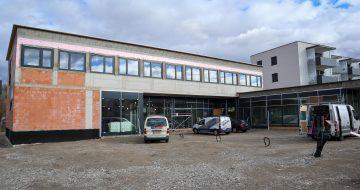 Gemeindeamt in Langenstein - Hentschläger Bau GmbH - Baufirma Perg