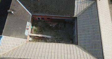 Dachstuhl - Dach - Vierkanthof- Hentschläger Holzbau - Hentschläger Zimmerei - Zimmerei in Mauthausen