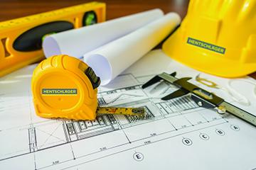 Hausinterne Planung des Einfamilienhauses - Hentschläger Bau GmbH - Architekt - Architektbüro - moderne Häuser - Haus bauen lassen - Massivbau - kleine Häuser - Massivhaus bauen - Ziegelmassivhaus - Kosten Planung - Architekt 3d - Architektur Visualisierung - Planung - Baubetreuung