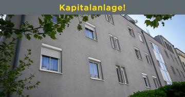 Kapitalanlage - Ghegastraße Linz - Hentschläger Immobilien