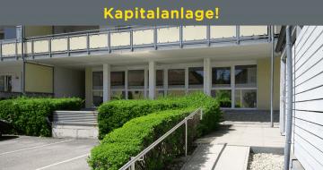 Anlageobjekt Büro/Geschäftsfläche in Linz/Urfahr Klausenbachstraße - Hentschläger Immobilien