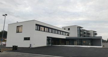 Gemeindeamt in Langenstein - Hentschläger Bau GmbH